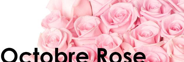 Octobre rose : ensemble, luttons contre le cancer du sein !