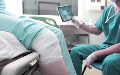 Présentation en vidéo du service d'Orthopédie