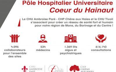 Pôle Hospitalier Universitaire Coeur du Hainaut