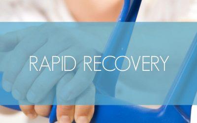 Le programme Rapid Recovery: une prise en charge orthopédique centrée sur l'humain.