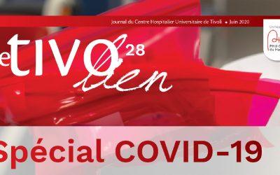 Edition spéciale du Tivolien : COVID-19